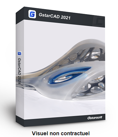 GstarCAD 2021 version Académique