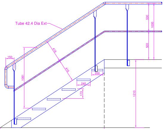 Serrurerie - Escalier